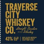 Traverse City American Bourbon Whiskey 750 mL