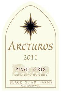Arc Pinot Gris 2011