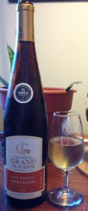 CGT Late Harvest Riesling 2011