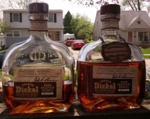Dickel vs Dickel