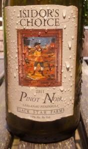 Isidors Pinot 2011