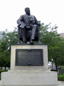 Pingree_statue,_Grad_Circus_Park,_Detroit